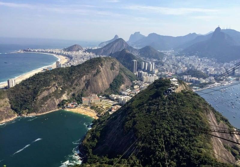 Rio de Janeiro scenery