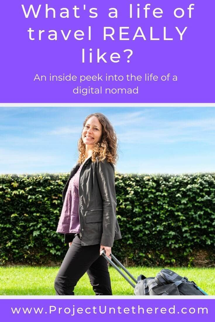 Learn what it's really like to travel the world while you make money online with this interview with Nora Dunn, The Professional Hobo