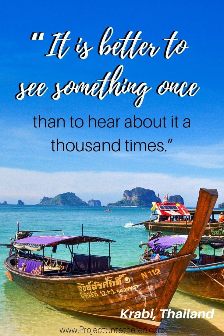inspiring quote about travel