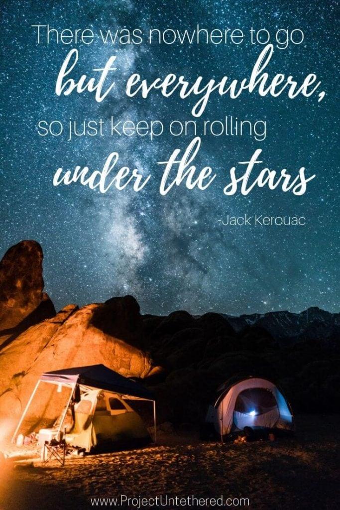 Jack Kerouac best quotes about adventure