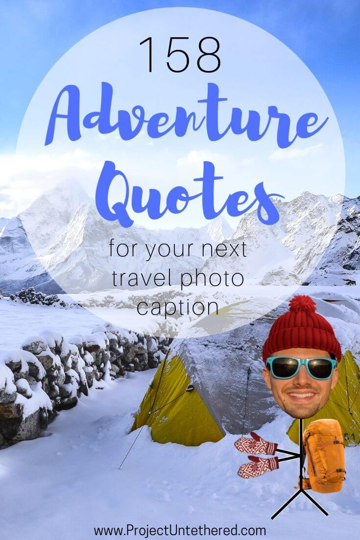 158 inspiring adventure quotes for the perfect travel captions for instagram
