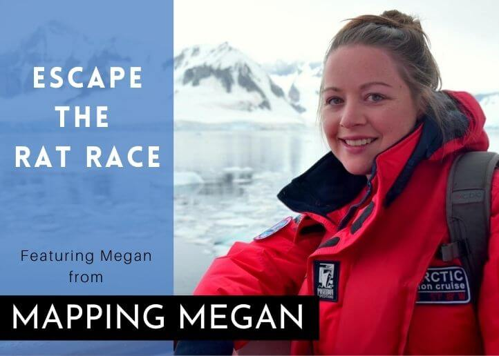 mapping megan escape the rat race thumbnail