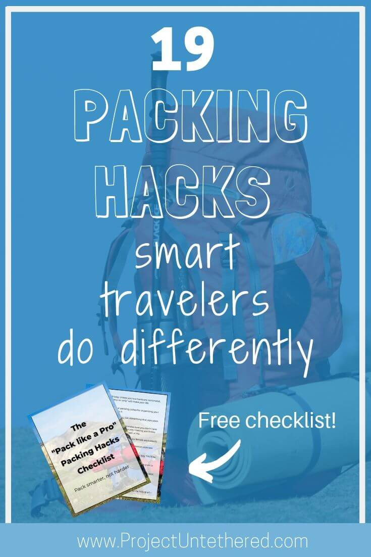 19 Packing Hacks Smart Travelers Do Differently (Title Image)