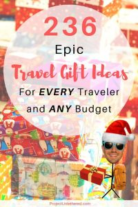 236 Best Travel Gift Ideas for Every Traveler and Any Budget