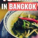 19 best street foods in Bangkok
