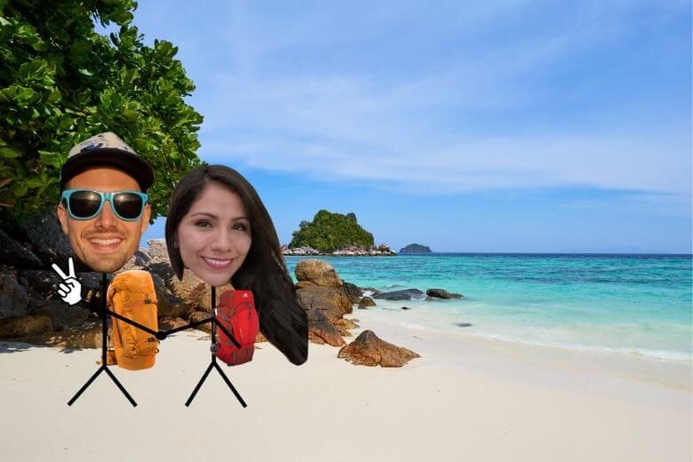 Cheap places to visit in Philippines for couples - beach cover image