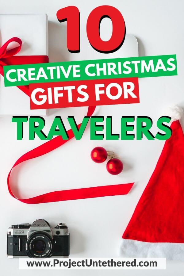 christmas mock up with text overlay 10 creative christmas gifts for travelers