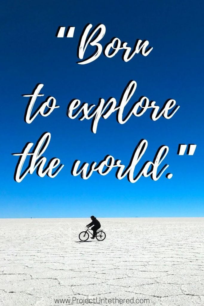 quotes about exploring the world