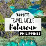 philippines pictures with text overlay complete travel guide palawan philippines